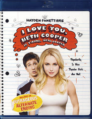 I Love You Beth Cooper (Blu-ray) (Bilingual)