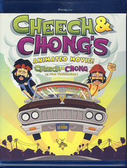 Cheech & Chongs Animated Movie (Blu-ray) (Bilingual)