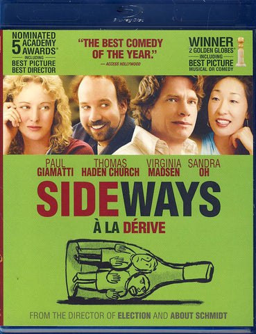 Sideways (Blu-ray) (Bilingual) BLU-RAY Movie