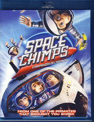 Space Chimps (Blu-ray) (Bilingual)