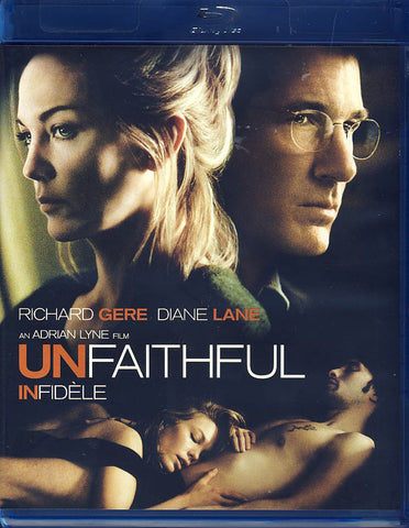 Unfaithful (Blu-ray) (Bilingual) BLU-RAY Movie