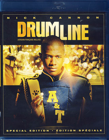 Drumline (Special Edition) (Blu-ray) (Bilingual) BLU-RAY Movie