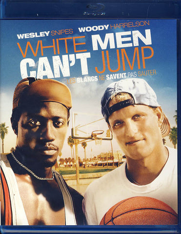White Men Can't Jump (Blu-ray) (Bilingual) BLU-RAY Movie