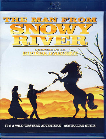 Man From Snowy River (Blu-ray) (Bilingual) BLU-RAY Movie