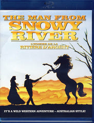 Man From Snowy River (Blu-ray) (Bilingual)