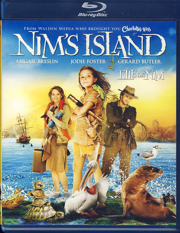 Nim's Island (Blu-ray) (Bilingual) BLU-RAY Movie