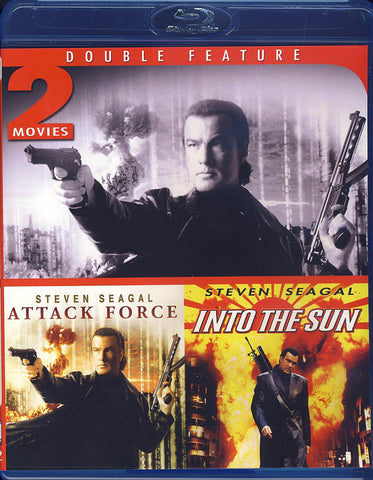 Attack Force / Into the Sun (Blu-ray) BLU-RAY Movie