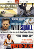 Miracle Match / Prefontane / White Squall (Triple Feature) DVD Movie