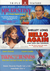 Mr. Destiny/Hello Again/Taking Care of Business (Triple Feature)