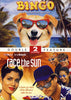 Bingo/Race the Sun (Double Feature) (Limit 1 copy) DVD Movie