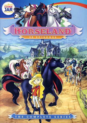 Horseland - The Complete Series DVD Movie