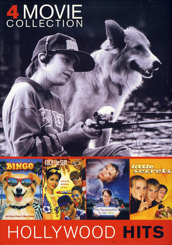 Bingo / Race The Sun / My Stepmother Is An Alien / Little Secrets (Limit 1 copy) DVD Movie