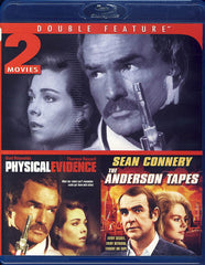 Physical Evidence/The Anderson Tapes (Double Feature)(Blu-ray)