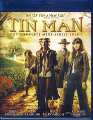 Tin Man - The Complete Mini-Series Event (Blu-ray)