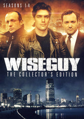 Wiseguy: Complete Series (Collector's Edition)(Boxset)