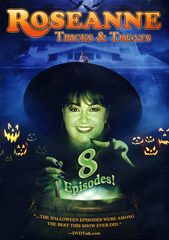 Roseanne - Tricks & Treats DVD Movie