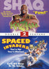Kazaam/Spaced Invaders (Double Feature)(1 copy/clent) DVD Movie