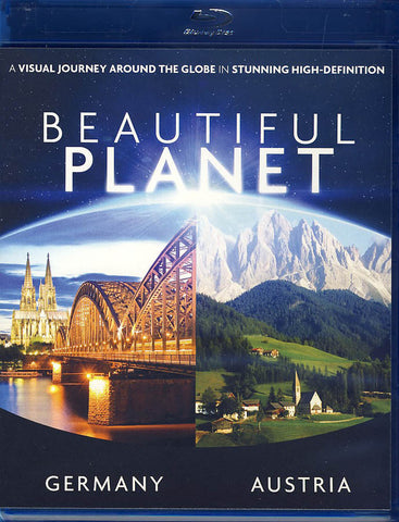 Beautiful Planet - Germany & Austria (Blu-ray) (Limit 1 copy) BLU-RAY Movie