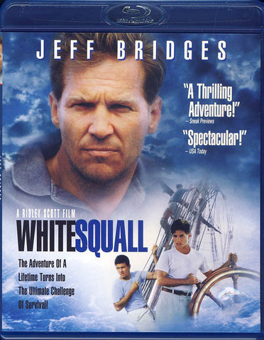 White Squall (Blu-ray) BLU-RAY Movie