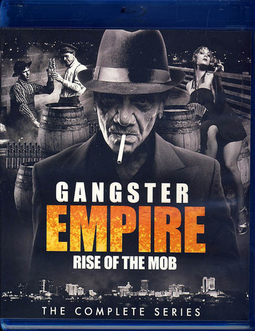 Gangster Empire - Rise of the Mob (Blu-ray) BLU-RAY Movie
