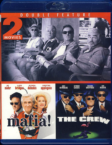 Mafia! / The Crew (Blu-ray) BLU-RAY Movie
