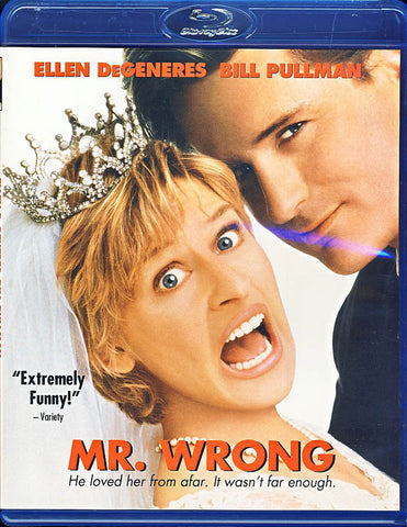 Mr. Wrong (Blu-ray) BLU-RAY Movie