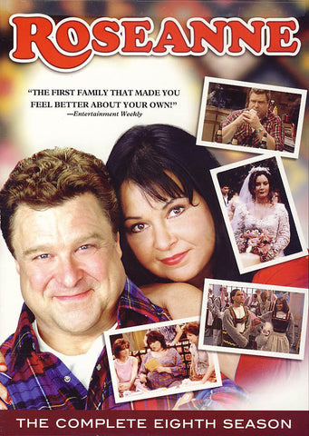 Roseanne - The Complete Eighth (8) Season (Boxset) DVD Movie