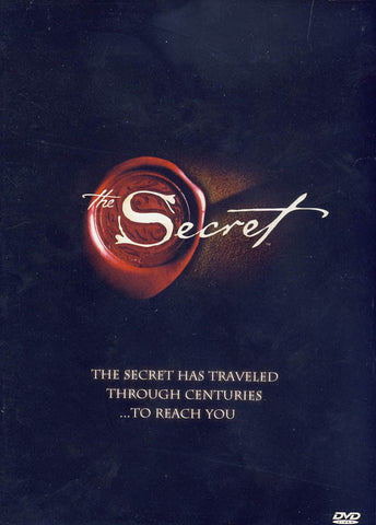 The Secret (Extended Edition) DVD Movie