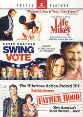 Life With Mikey/Swing Vote/Father Hood(Triple Feature)
