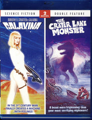 Galaxina / Crater Lake Monster - Double Feature (Blu-ray)