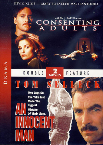 Consenting Adults / An Innocent Man (Double Feature) DVD Movie