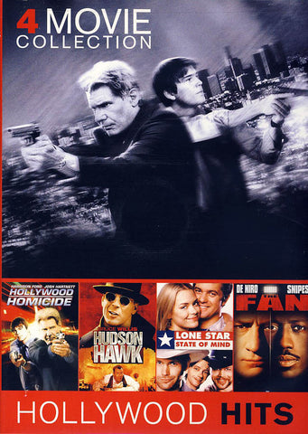 Hollywood Homicide / Hudson Hawk / Lone Star State of Mind / The Fan DVD Movie