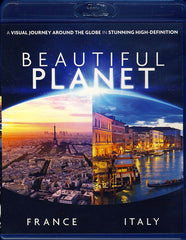 Beautiful Planet - France & Italy (Blu-ray) (Limit 1 copy)