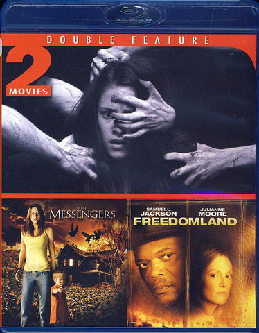 Messengers / Freedomland - Double Feature (Blu-ray) BLU-RAY Movie