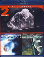 Hollow Man/Hollow Man 2 (Double Feature)(Blu-ray)