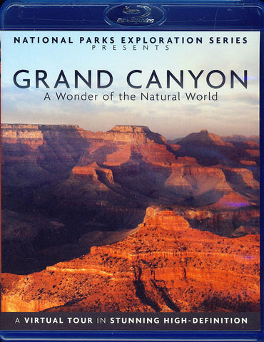 Grand Canyon - A Wonder of the Natural World (Blu-ray) BLU-RAY Movie