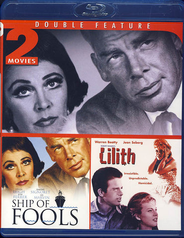 Ship of Fools / Lilith (Double Feature) (Blu-ray) BLU-RAY Movie