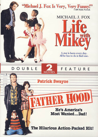 Life With Mikey/Father Hood (Double Feature) DVD Movie