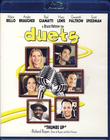 Duets (Blu-ray) BLU-RAY Movie