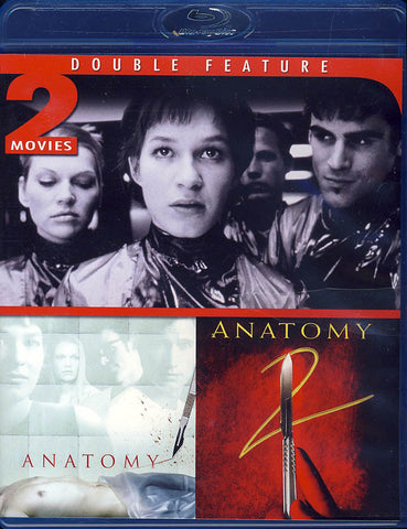 Anatomy / Anatomy 2 (Blu-ray) (Double Feature) BLU-RAY Movie