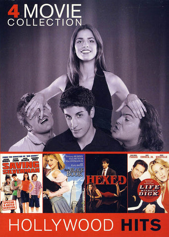 Saving Silverman/Little Black Book/Hexed/Life Without Dick (4 Movie Collection) DVD Movie