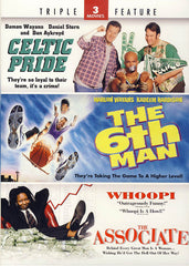 Celtic Pride / The 6th Man / The Associate (Triple Feature)