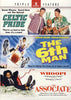 Celtic Pride / The 6th Man / The Associate (Triple Feature) DVD Movie
