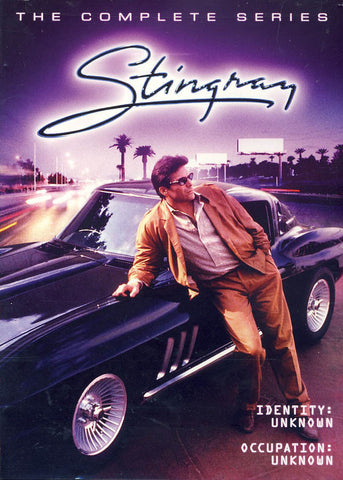 Stingray (The Complete Series) (Boxset) DVD Movie