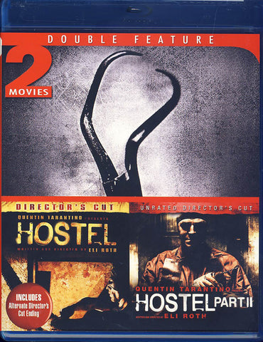 Hostel / Hostel II - Double Feature (Blu-ray) BLU-RAY Movie