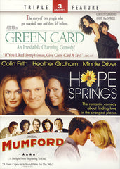 Hope Springs / Green Card / Mumford (Triple Feature)