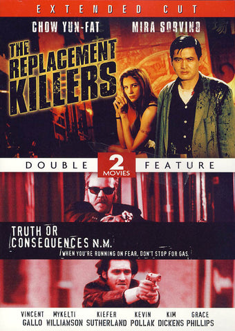 Replacement Killers / Truth or Consequences (Double Feature) DVD Movie
