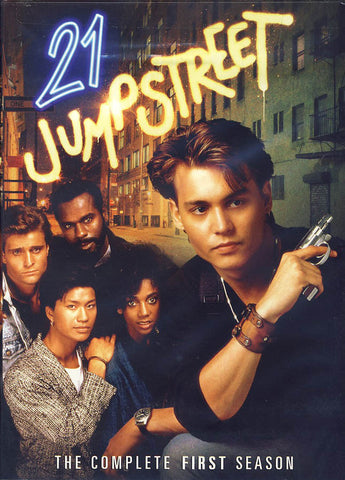 21 Jump Street: Season One (1) DVD Movie