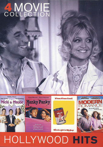 Micki and Maude/Hanky Panky / There s a Girl in My Soup / Modern Romance (4 Movie Collection) DVD Movie