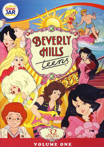 Beverly Hills Teens - Volume 1 (32 Episodes) DVD Movie